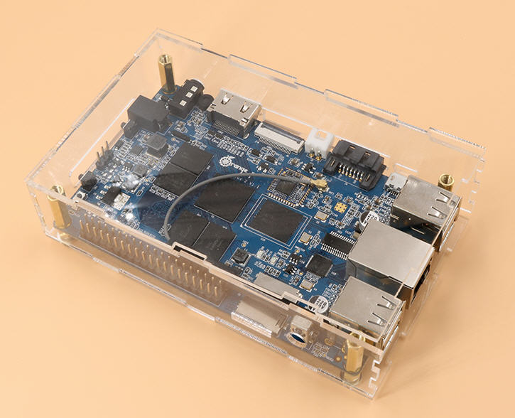 Vỏ Orange Pi Plus 2