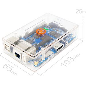 Vỏ Orange Pi Plus 2e