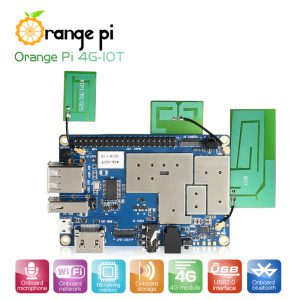 Orange-Pi-4G-IOT-1G-Cortex-A53-8GB-EMMC-Support-4G-SIM-Card-Bluetooth-Android6-0